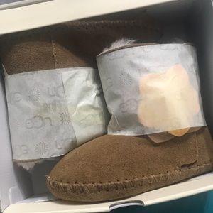 Toddler Tan UGG Boots